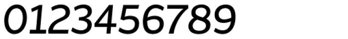 Asterisk Sans Pro Semi Bold Italic Font OTHER CHARS