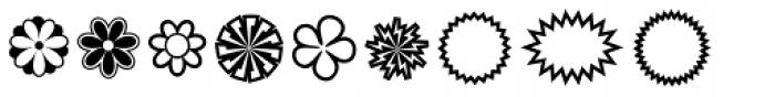 Asterisp Zeta Font OTHER CHARS