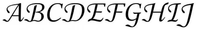 Astonice Regular Font UPPERCASE