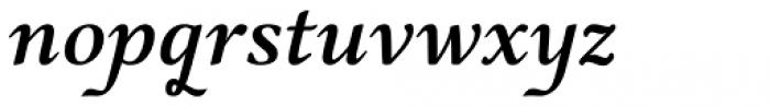 Astonice Semibold Font LOWERCASE