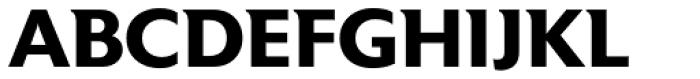 Astoria Bold Font UPPERCASE