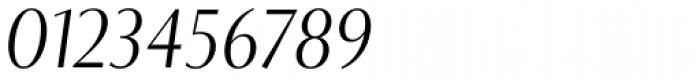 Astoria Classic Light Italic Font OTHER CHARS