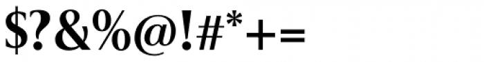Astoria Classic Medium Font OTHER CHARS