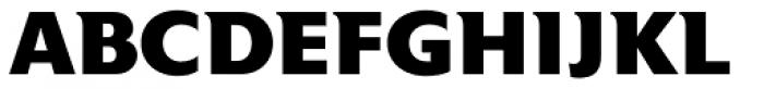 Astoria ExtraBold Font UPPERCASE
