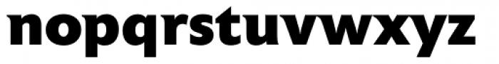 Astoria ExtraBold Font LOWERCASE
