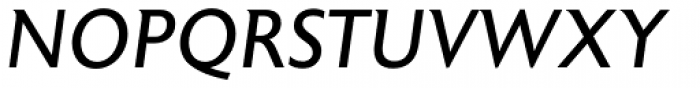 Astoria Italic Font UPPERCASE