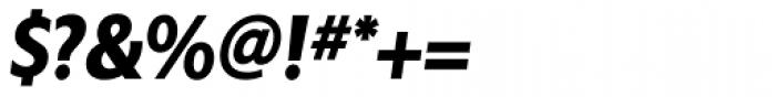Astoria Sans Bold Italic Font OTHER CHARS