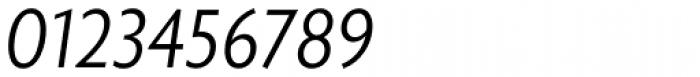 Astoria Sans Light Italic Font OTHER CHARS