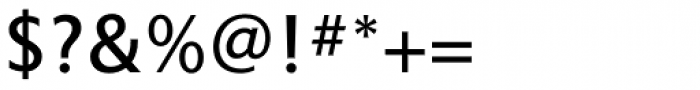 Astoria Sans Roman Font OTHER CHARS