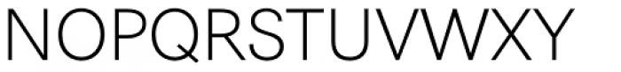 Astrid Grotesk Light Font UPPERCASE