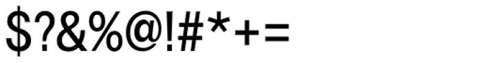 Astrid Grotesk Medium Semi Condensed Font OTHER CHARS