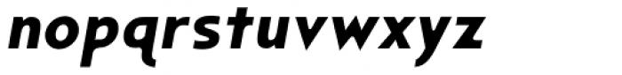 Astrogator BB Bold Italic Font LOWERCASE