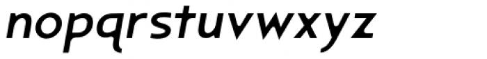 Astrogator BB Italic Font LOWERCASE