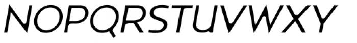 Astrogator BB Light Italic Font UPPERCASE