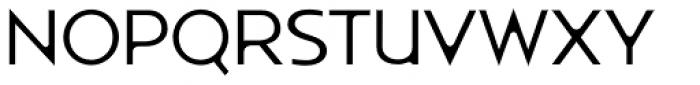 Astrogator Light BB Font UPPERCASE