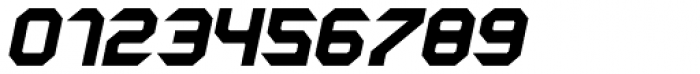 Astronaut Black Italic Font OTHER CHARS