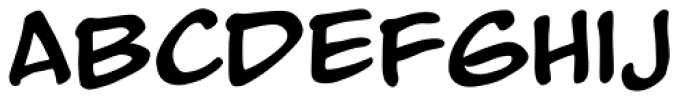 Astronauts In Trouble Font UPPERCASE