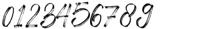 Astronema Regular Font OTHER CHARS