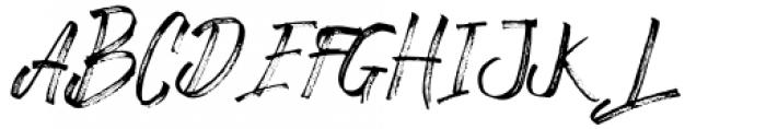 Astronema Regular Font UPPERCASE
