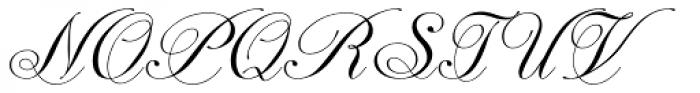 Astrum Latin Light Font UPPERCASE