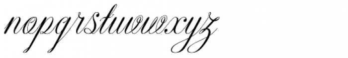 Astrum Latin Light Font LOWERCASE