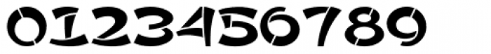 Asvet Mono Font OTHER CHARS