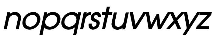 Atilla BoldItalic Font LOWERCASE