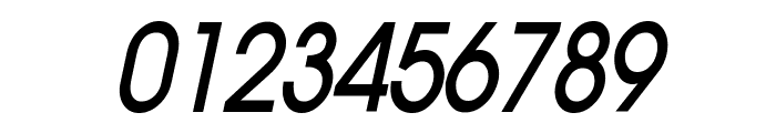 Atilla Condensed BoldItalic Font OTHER CHARS