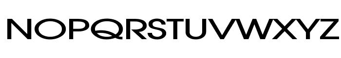 Atilla Extended Bold Font UPPERCASE