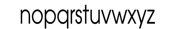 Atilla Thin Normal Font LOWERCASE