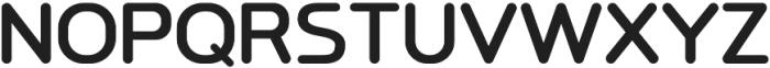 Ata Rounded 65 Medium otf (500) Font UPPERCASE