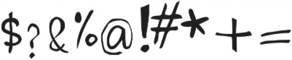 Atacyna ttf (400) Font OTHER CHARS