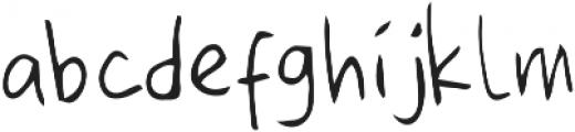 Atacyna ttf (400) Font LOWERCASE