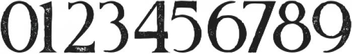 Atari Grunge otf (400) Font OTHER CHARS
