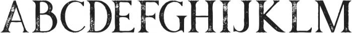 Atari Grunge otf (400) Font UPPERCASE