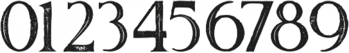 Atari Inline Grunge otf (400) Font OTHER CHARS