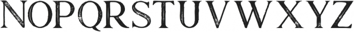 Atari Inline Grunge otf (400) Font LOWERCASE