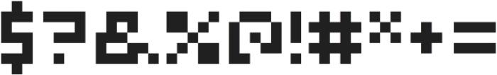 Ate Bit ttf (400) Font OTHER CHARS
