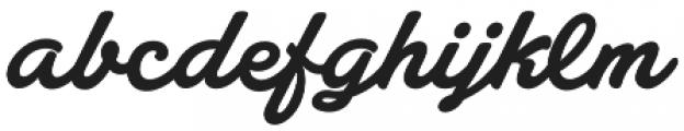 Atelas otf (400) Font LOWERCASE