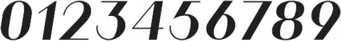 Athena Bold Italic ttf (700) Font OTHER CHARS