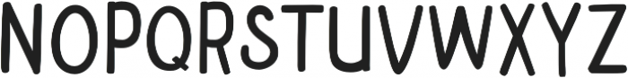 Athena Sans Serif otf (400) Font UPPERCASE