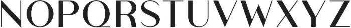 Athena ttf (400) Font UPPERCASE