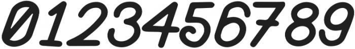 Athera Script Regular ttf (400) Font OTHER CHARS