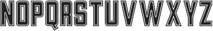 Athletica otf (400) Font LOWERCASE