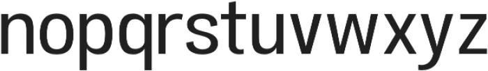 Atiga Medium otf (500) Font LOWERCASE