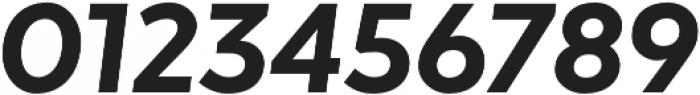 Atlan Bold It otf (700) Font OTHER CHARS