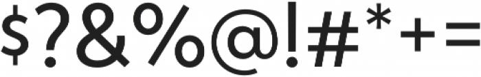 Atlan otf (400) Font OTHER CHARS