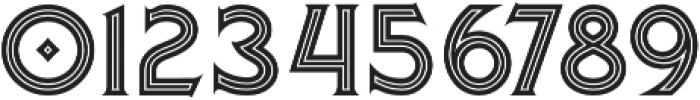 Atlantis Inline otf (400) Font OTHER CHARS