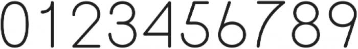 Atlas Semi Bold otf (600) Font OTHER CHARS