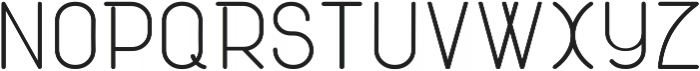 Atlas Semi Bold otf (600) Font UPPERCASE